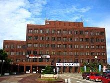 鶴岡市役所